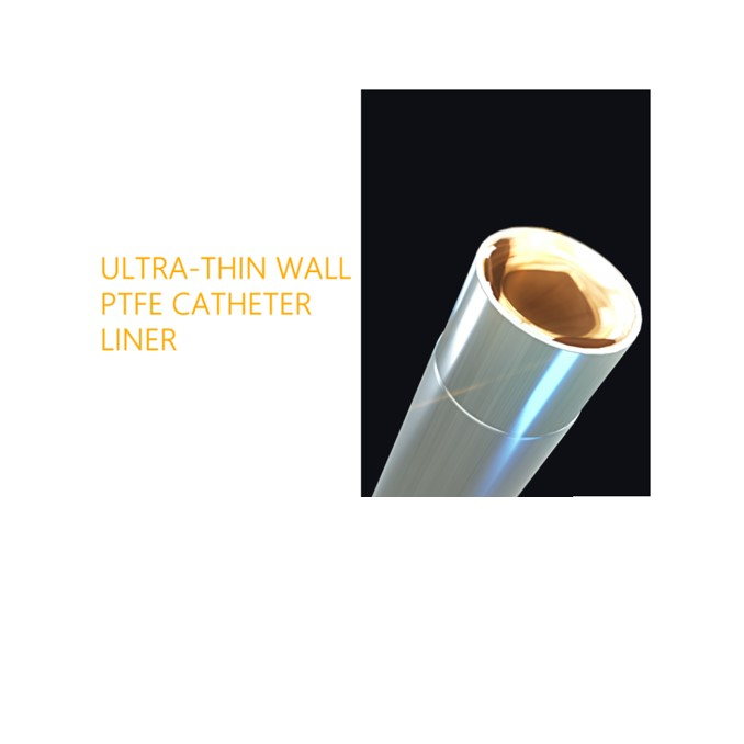 Ultra-Thin Wall PTFE Catheter LINER for Manufacturing