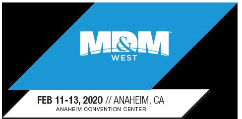 Asahi Intecc will exhibit at MD&M West 2020 in Anaheim (Feb 11 - 13)